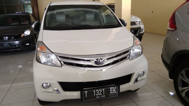 2015 Toyota Avanza G - Unit Super Istimewa