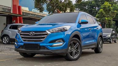 Jual Mobil Bekas 2016 Hyundai Tucson 2 0 At Tangerang Selatan 00fw882 Garasi Id