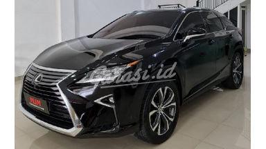 2016 Lexus RX 200T Luxury