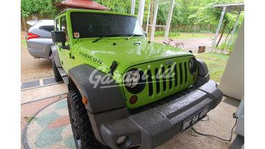 2013 Jeep Wrangler Unlimited JK Sport