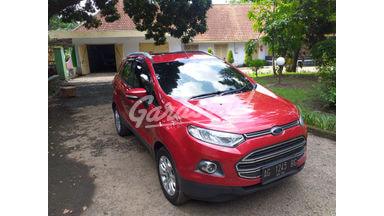2014 Ford Ecosport Titanium - Istimewa