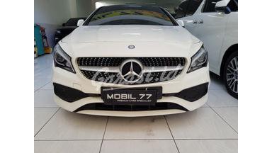 2016 Mercedes Benz CLA-Class 200 - Facelift
