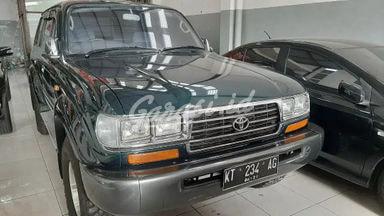 1996 Toyota Land Cruiser VX