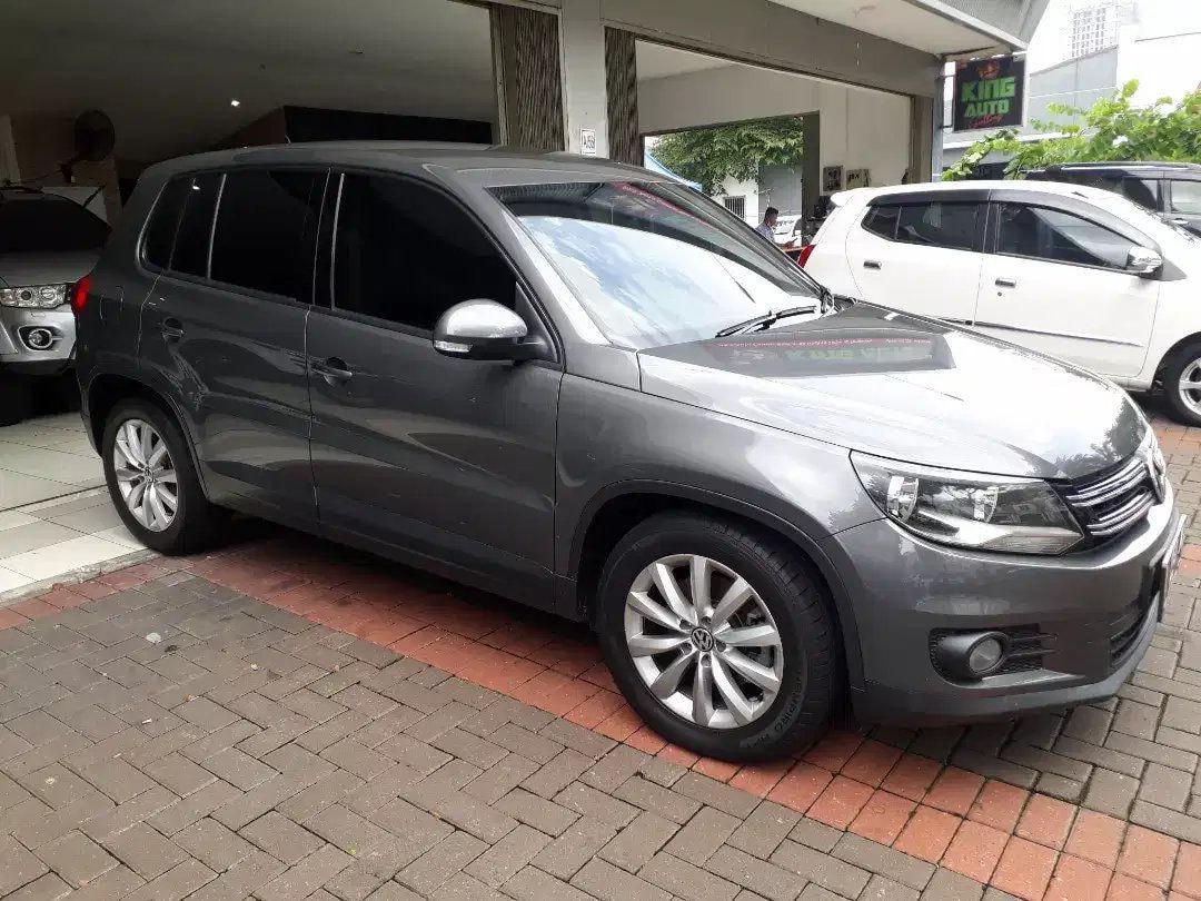 2015 Volkswagen Tiguan TSI