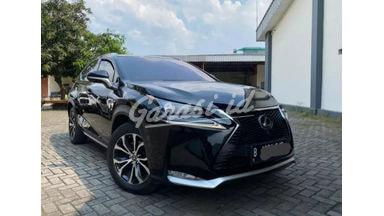 2017 Lexus Nx 200 Sport