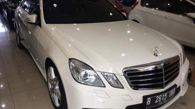 2012 Mercedes Benz E-Class E300 - Barang Istimewa