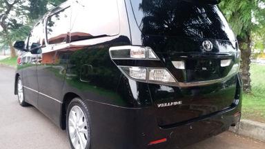 2008 Toyota Vellfire Z Premium Sound - Hitam Terawat (s-2)