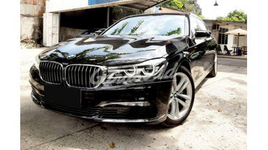 2017 BMW 730Li - Istimewa Siap Pakai