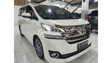 2016 Toyota Vellfire G