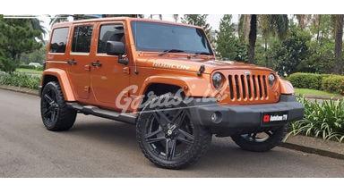 2011 Jeep Wrangler Sahara V6