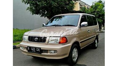 2001 Toyota Kijang lgx - full original