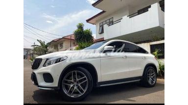 2016 Mercedes Benz GLE 400 Coupe AMG - Mobil Pilihan