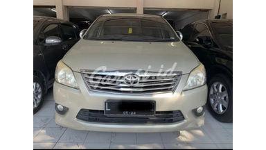 2013 Toyota Kijang Innova G - Cash/ Kredit Barang Mulus