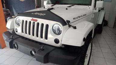 2011 Jeep Wrangler Unlimited CRD - Istimewa Siap Pakai