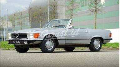 1971 Mercedes Benz Sl 350SL R107
