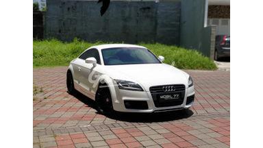 2011 Audi TTS Coupe S-Line