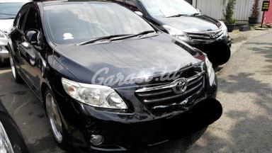 2008 Toyota Corolla Altis 1.8 - SIAP PAKAI !