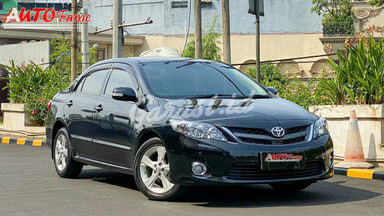 2012 Toyota Corolla Altis V
