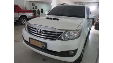 2013 Toyota Fortuner g - Harga Bersahabat