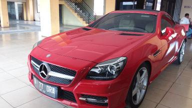 2013 Mercedes Benz Slk 200 AMG - Barang Bagus Dan Harga Menarik