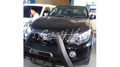 2018 Mitsubishi Strada Triton Exceed - SIAP PAKAI!