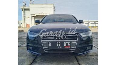 2013 Audi A4 TFSI