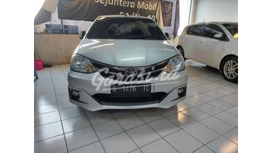 2016 Toyota Etios Valco G