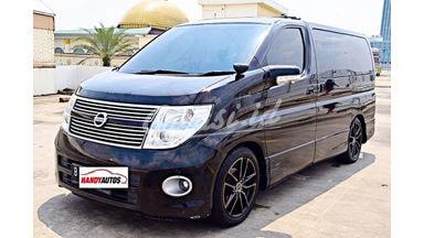 2008 Nissan Elgrand 2.5