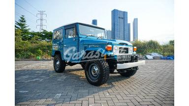 1981 Toyota Land Cruiser Hardtop