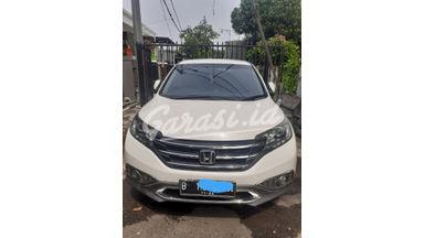 2014 Honda CR-V Prestige