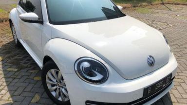 2012 Volkswagen Beetle - New Tsi - Jarak Tempuh Rendah