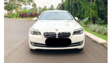 2012 BMW 520d 2.0 - Siap Pakai