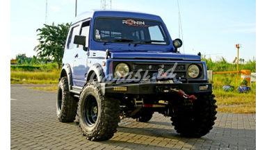 2004 Suzuki Katana off road - Kuat dan tangguh