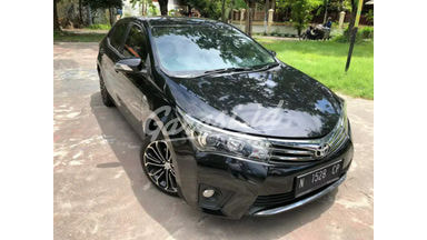 2014 Toyota Corolla Altis V - Proses Cepat Dan Mudah