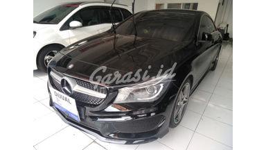 2014 Mercedes Benz CLA-Class CLA 200 Sport - SIAP PAKAI!