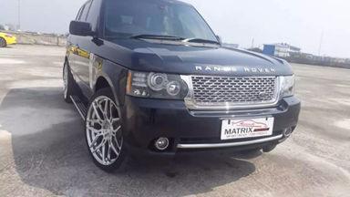2011 Land Rover Range Rover Vogue - Istimewa Siap Pakai