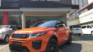 2017 Land Rover Range Rover Evoque cabrio - Kondisi Istimewa