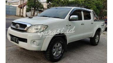 2011 Toyota Hilux Pick Up (4x4)