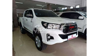 2019 Toyota Hilux All New V DC - Km Rendah Seperti Baru