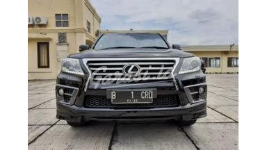 2012 Lexus LX LX 570
