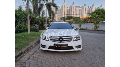 2013 Mercedes Benz C-Class C250 AMG