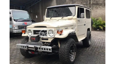 1981 Toyota Land Cruiser Hardtop Jeep FJ40 - Istimewa Siap Pakai