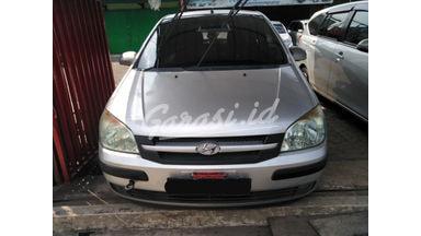 2005 Hyundai Getz at - Siap Pakai