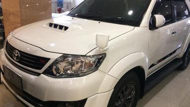 2014 Toyota Fortuner G AT - Mulus Pemakaian Pribadi