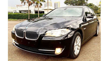 2012 BMW 5 Series F10 528i TURBO