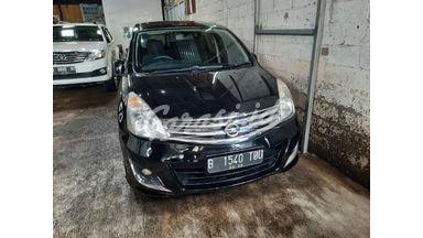 2012 Nissan Grand Livina highway star