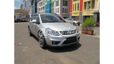 2012 Suzuki Sx4 X-Over - Rawatan