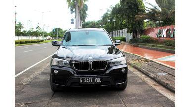 2014 BMW X3 XDRIVE - Tangan Pertama Mulus Istimewa