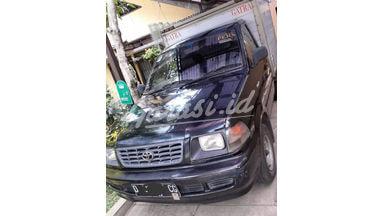 2002 Toyota Kijang Pick-Up Box Aluminium - KM Rendah