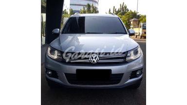 2014 Volkswagen Tiguan 1.4 - Unit Bagus Bukan Bekas Tabrak